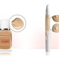 Neutrogena Skin Clearing: maquiagem e tratamento para espinhas e pele oleosa