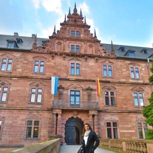Castelo Johannisburg - Aschaffemburgo